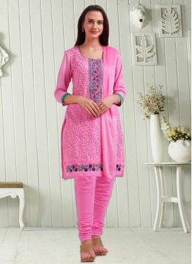 Cotton Churidar Punjabi Salwar Suit