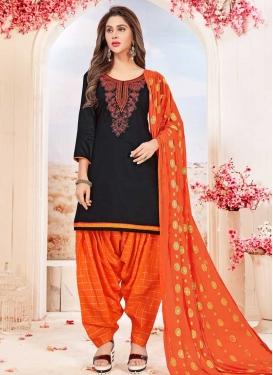 Cotton Punjabi Salwar Kameez