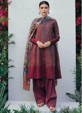 Cotton Satin Trendy Designer Salwar Kameez