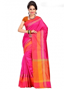 Cotton Silk Contemporary Style Saree