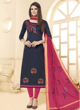 Cotton Trendy Churidar Salwar Suit