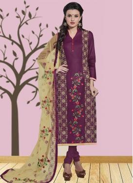 Cotton Trendy Pakistani Salwar Kameez For Festival