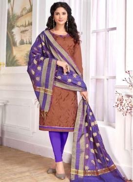 Cotton Trendy Salwar Kameez For Ceremonial