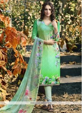 Crepe Silk Pant Style Pakistani Suit