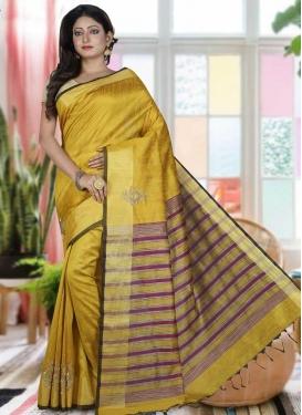 Cutdana Work Contemporary Style Saree