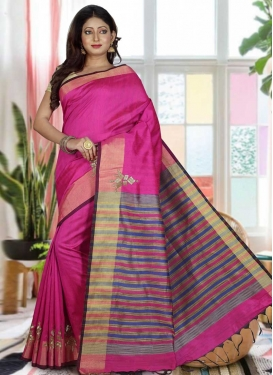 Cutdana Work Traditional Designer Saree