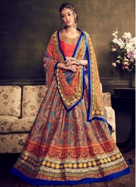 Delightsome Banglori Silk Designer Lehenga Choli