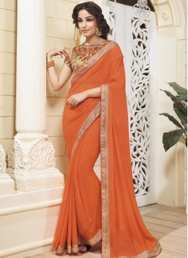Delightsome  Contemporary Saree For Festival