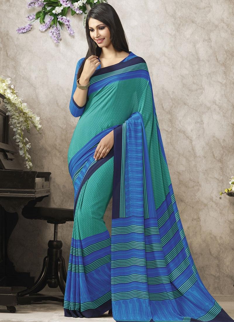 Deserving Crepe Silk Casual Saree
