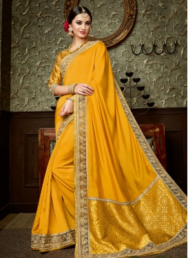 Deserving Traditional Saree For Ceremonial