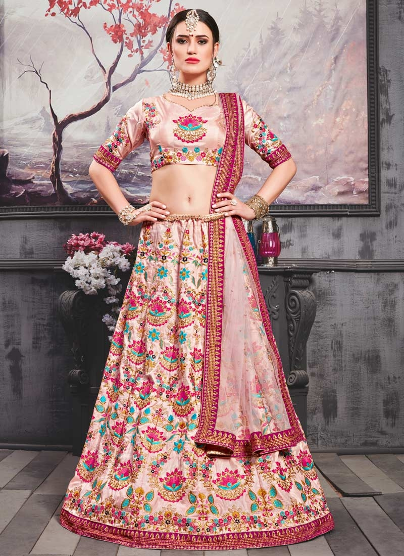 Designer Classic Lehenga Choli For Bridal