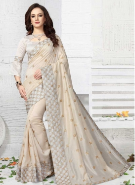 Designer Contemporary Style Saree For Ceremonial