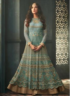 Designer Floor Length Salwar Suit For Party