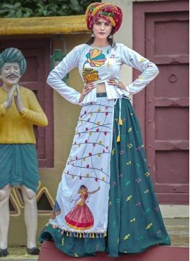 Designer Lehenga Choli For Festival