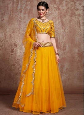 Designer Lehenga For Party
