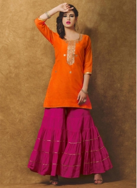 Designer Salwar Kameez For Ceremonial