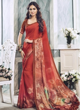 Dilettante  Contemporary Style Saree