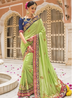 Dilettante Silk Traditional Saree