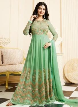 Distinctive Ayesha Takia Designer Salwar Kameez