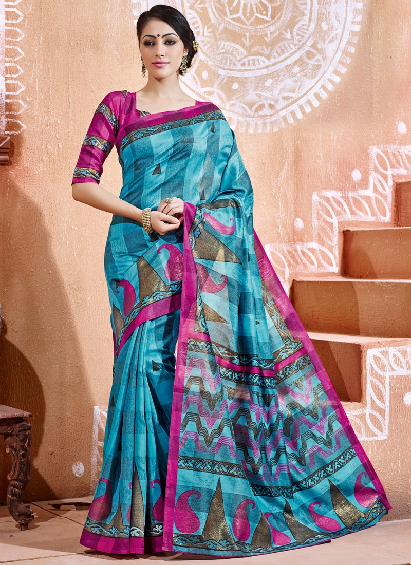 Divyanka Tripathi Art Silk Casual Saree