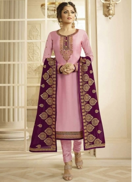 Drashti Dhami Long Length Trendy Pakistani Suit