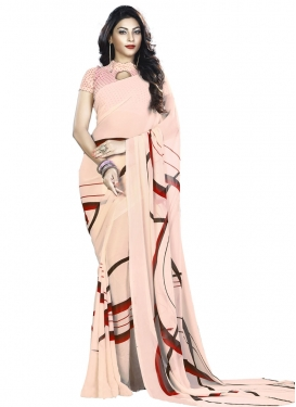Especial Trendy Classic Saree For Casual