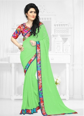 Excellent Contemporary Saree