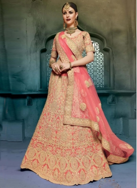 Exciting Silk Lehenga Choli For Bridal
