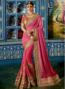 Exotic Beads Work Traditional Designer Saree
