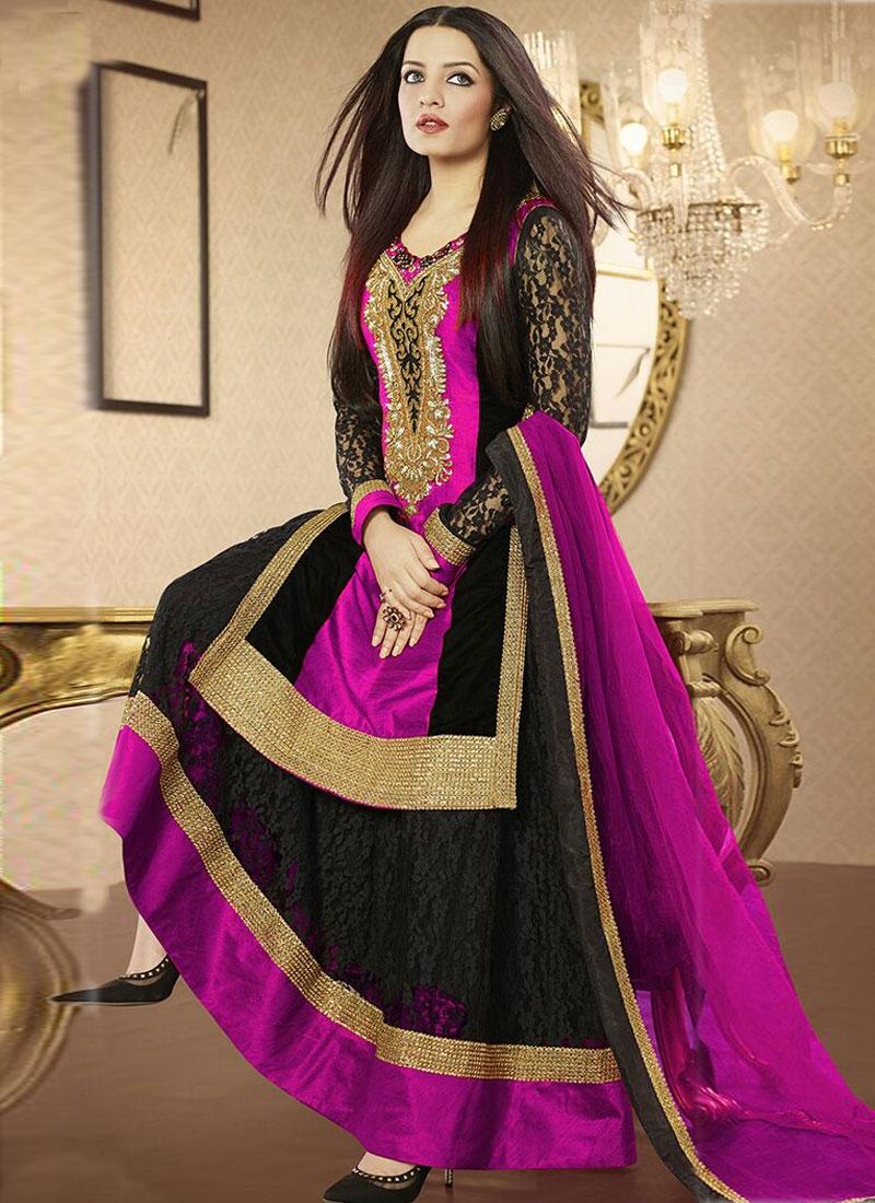 Exotic Celina Jaitley Jacket Style Designer Suit