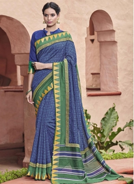 Exotic  Contemporary Style Saree