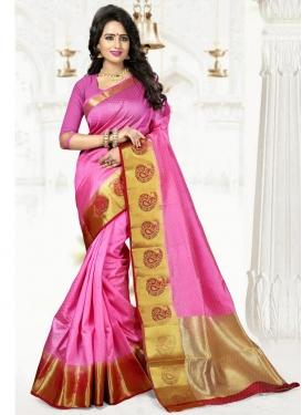 Exquisite Contemporary Style Saree