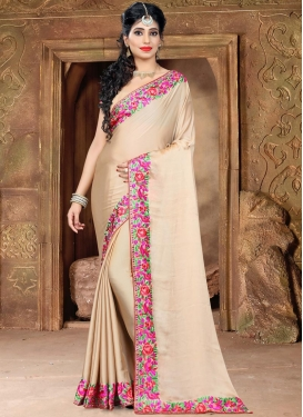 Extraordinary Contemporary Style Saree