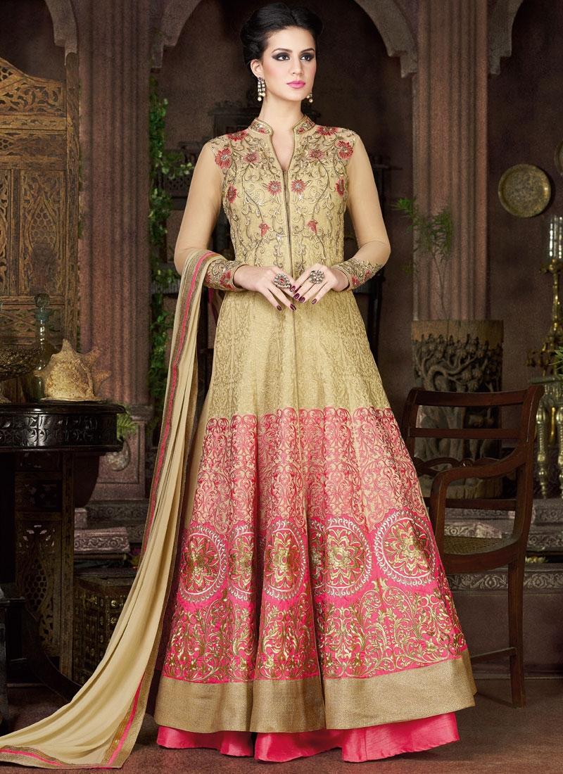 Fantastic Cutdana Work Kameez Style Wedding Lehenga Choli