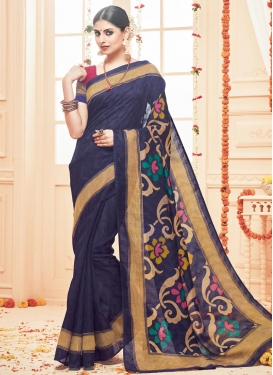 Fascinating Art Silk Classic Saree