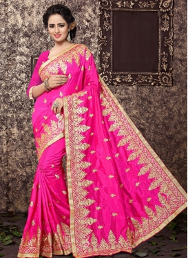 Fascinating  Contemporary Style Saree