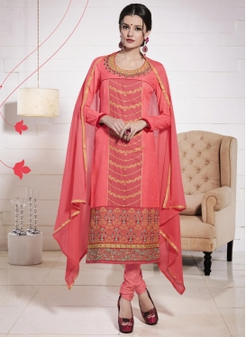Faux Georgette Pakistani Salwar Suit
