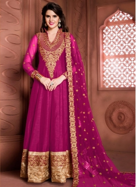 Floor Length Anarkali Salwar Suit