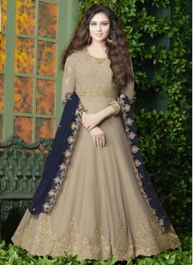 Floor Length Anarkali Suit For Ceremonial