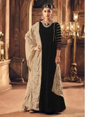 Floor Length Designer Salwar Suit For Ceremonial