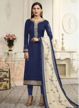 Gauhar Khan Trendy Pakistani Salwar Suit For Ceremonial