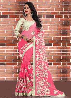 Grandiose  Designer Contemporary Style Saree