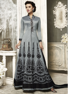 Grandiose  Trendy Designer Salwar Kameez For Ceremonial