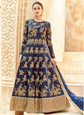 Groovy  Long Length Anarkali Salwar Suit