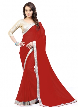 Groovy  Trendy Classic Saree
