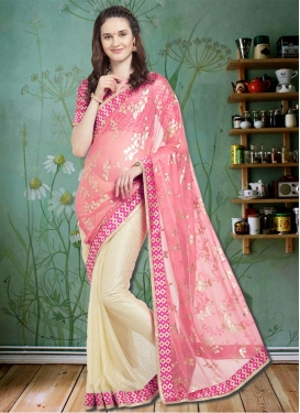 Half N Half Saree For Ceremonial