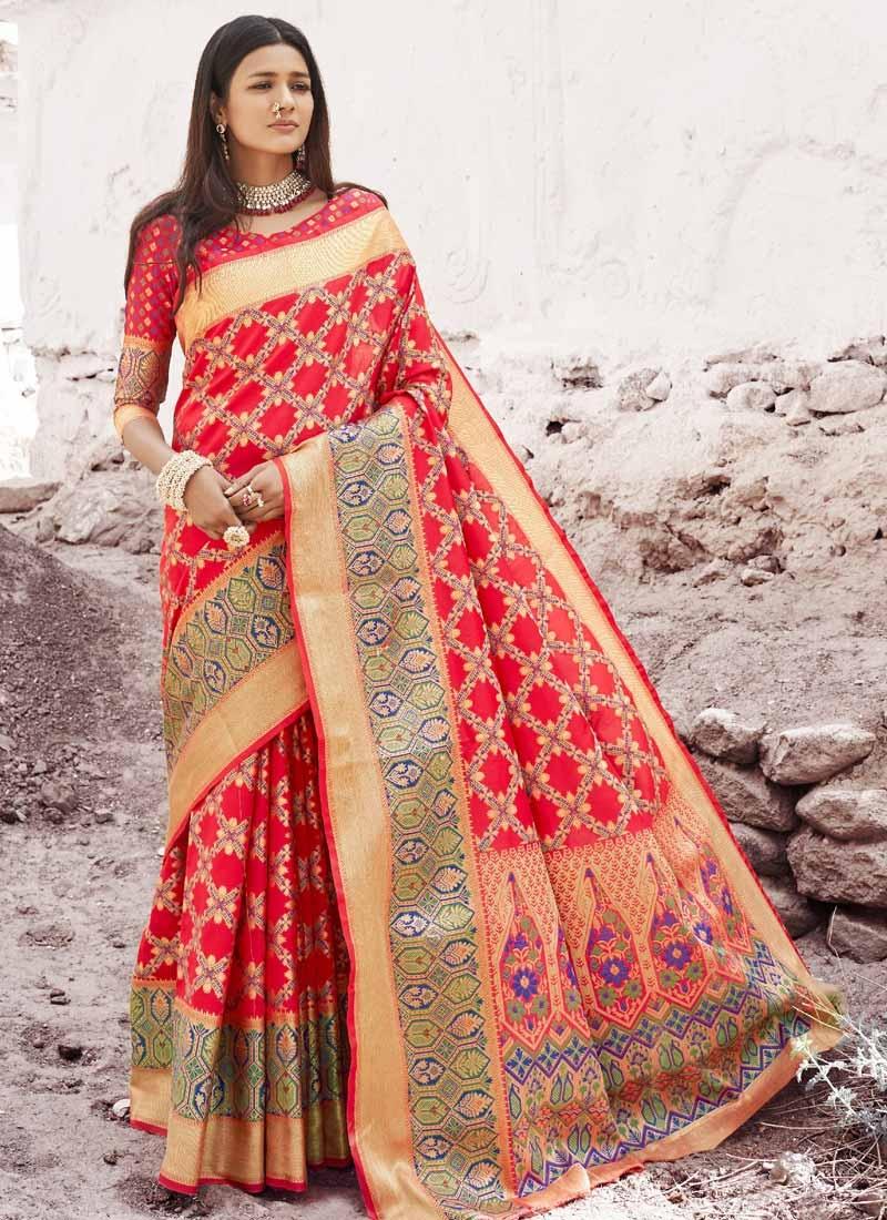 Handloom Silk Classic Saree