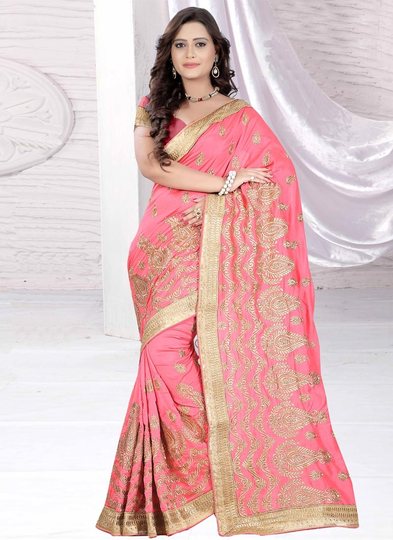 Heavenly Bhagalpuri Silk Party Wear Saree