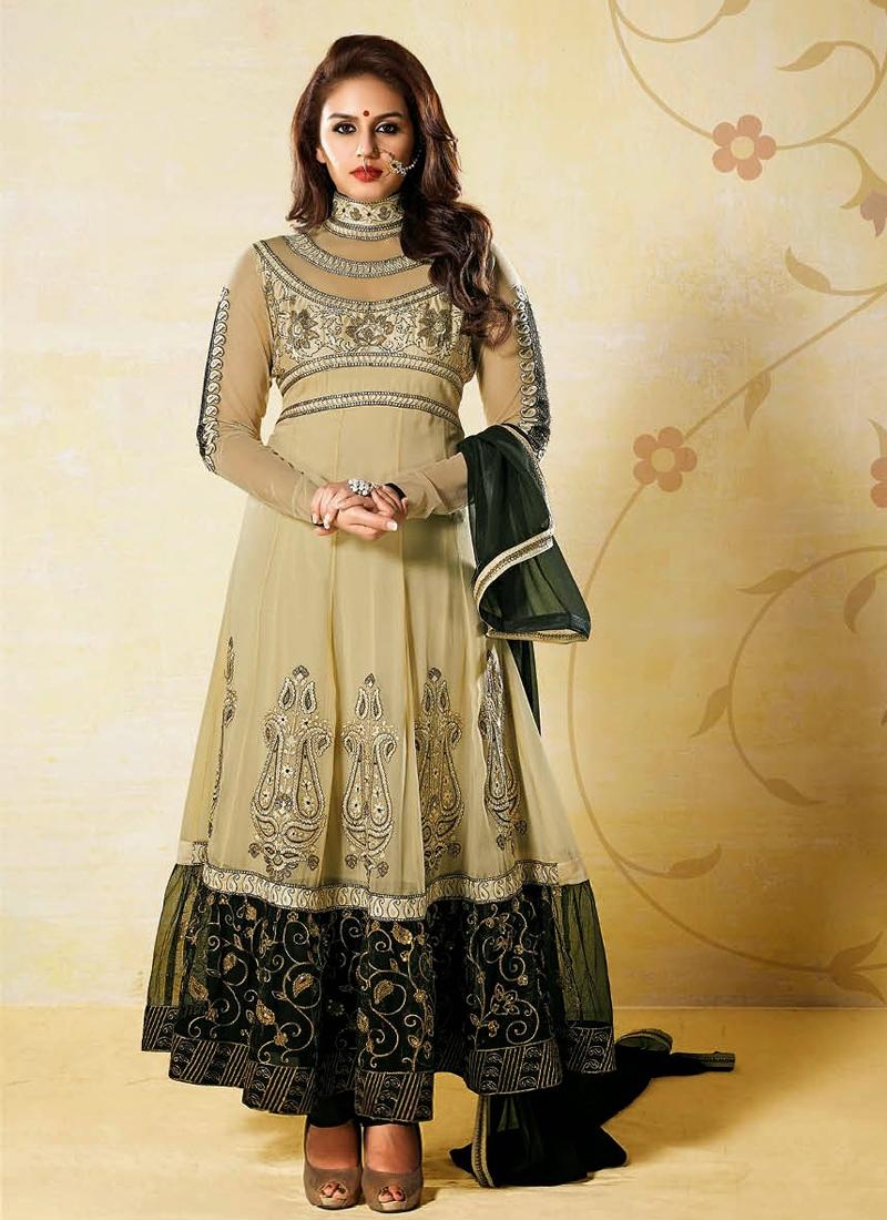 Hema Kureshi Patch Enhanced Designer Salwar Suit