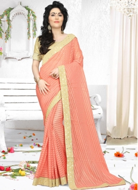 Ideal Trendy Classic Saree For Ceremonial